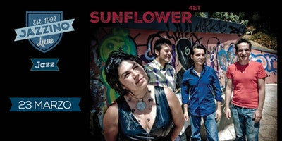 Sunflower 4et live at Jazzino Cagliari