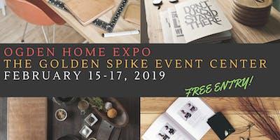 Ogden Home Show - February 15-17, 2019