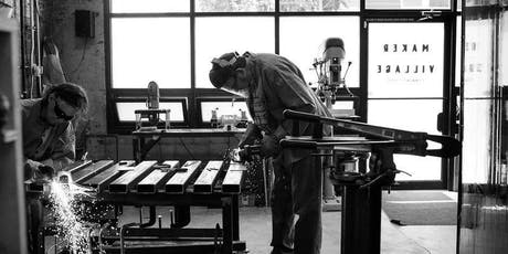 Intro to Metalworking  tickets