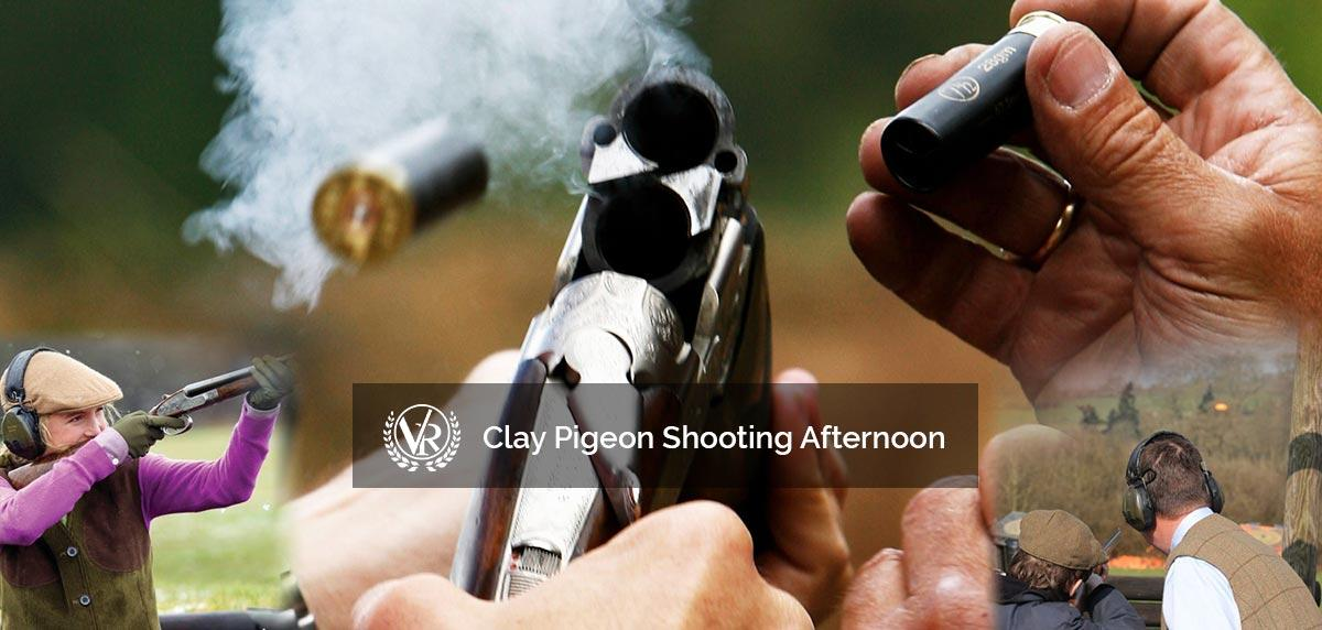 Verve Rally Spring Clay Pigeon Shooting