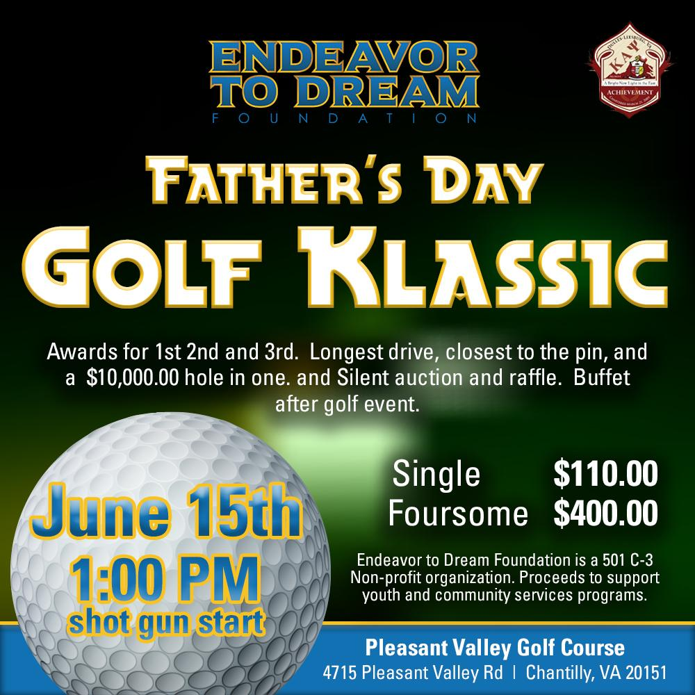 Father's Day Golf Klassic photo