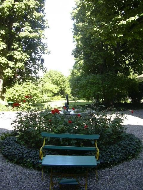 Deutschritterkapelle (Kapelle und Gartenanlage)