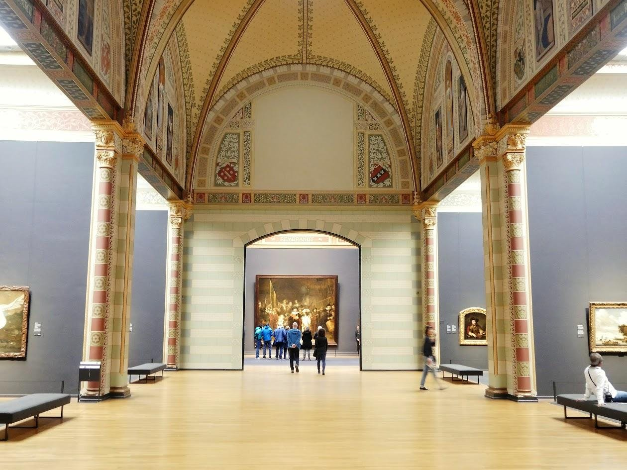 Rijksmuseum Art Tour: Discovering the Dutch G