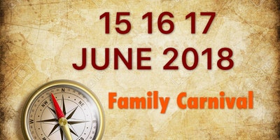 15 to 17 June Carnival - Stay tuned