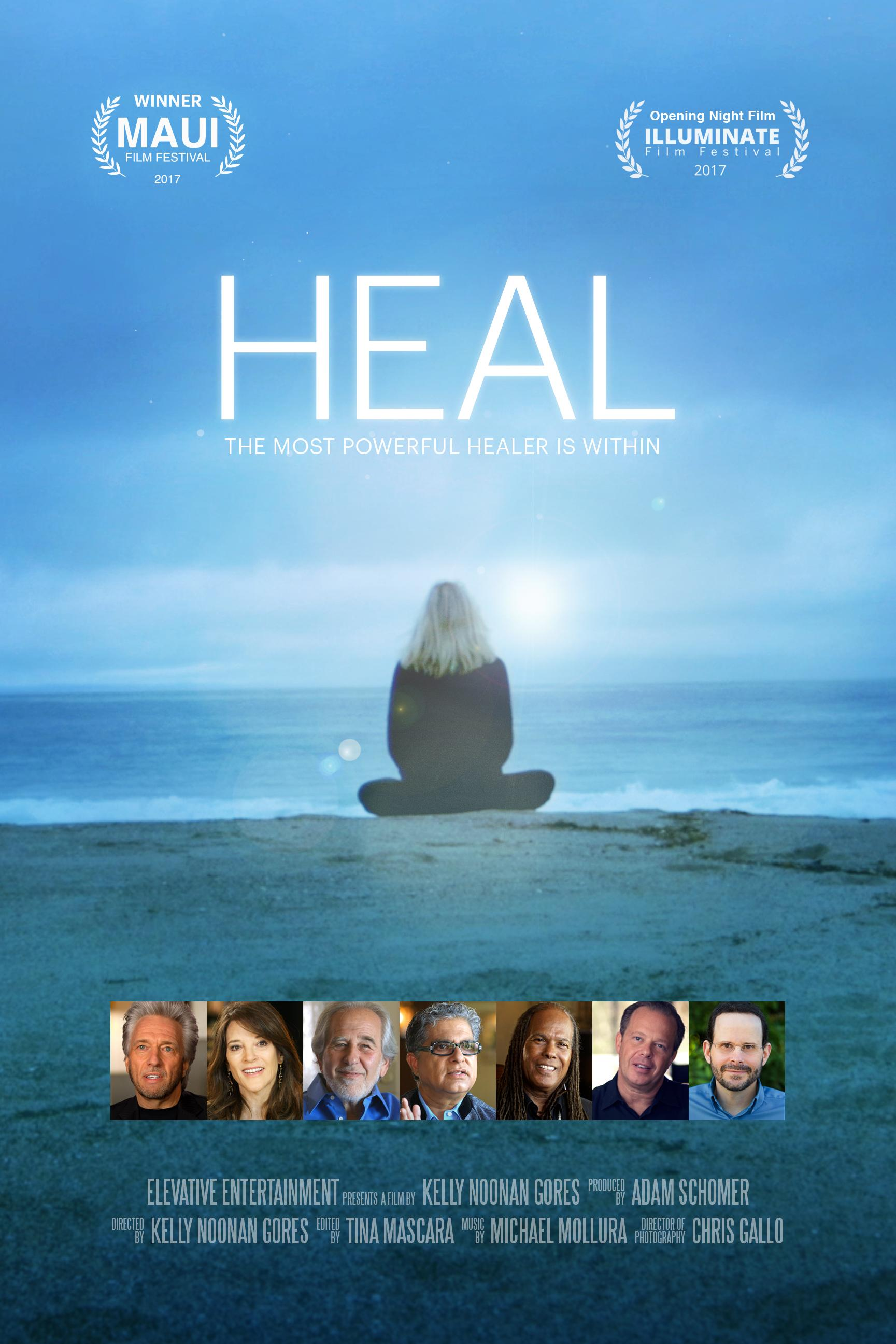 Heal Documentary - Screening & Q&A Session