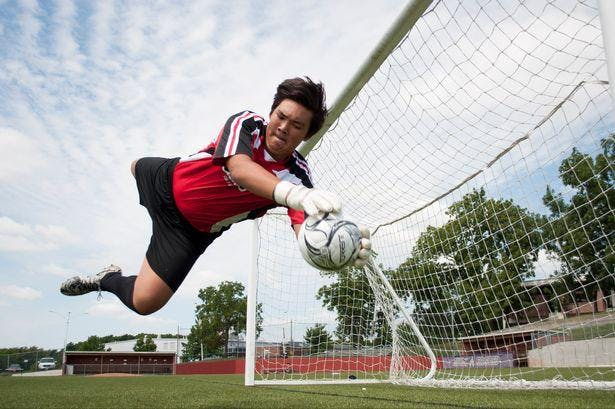 GK ICON Nottingham - Free Goalkeeping Launch