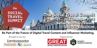 The Social Travel Summit 2018