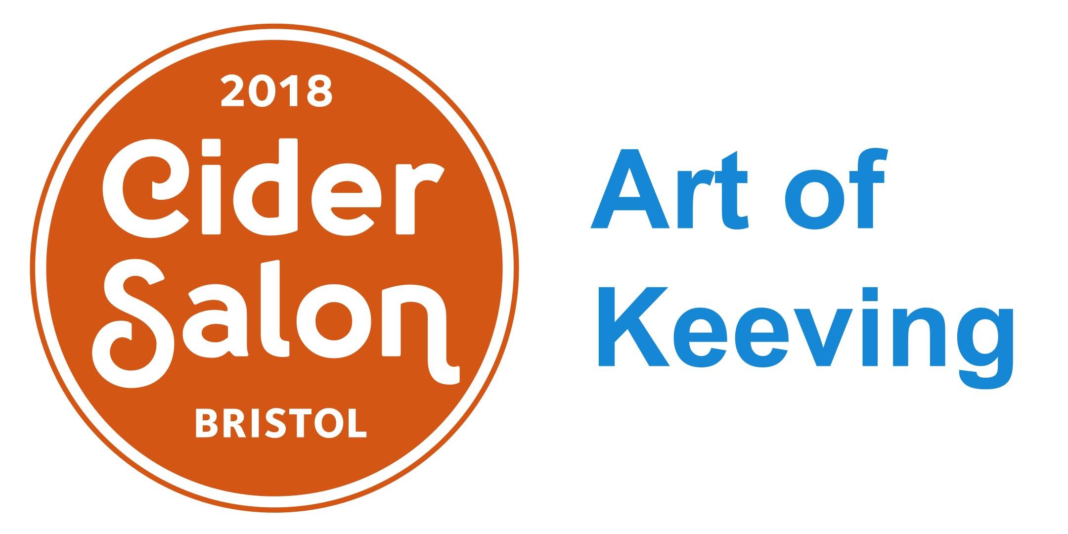 Art of Keeving | Cider Salon Bristol 2018