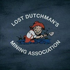 Lost Dutchman's Mining Association logo