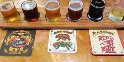 Micro-Brew Tour to Sonoma County