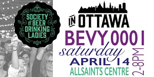 Society of Beer Drinking Ladies in OTTAWA - Bevy 0001