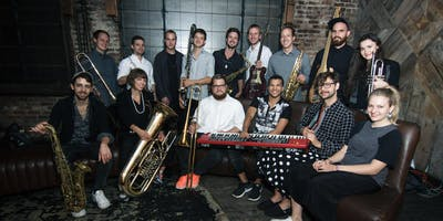Jazzrausch Bigband - Dancing Wittgenstein - Nürnberg