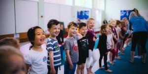 All Hallows School - Farnham  April Easter Gymnastic...