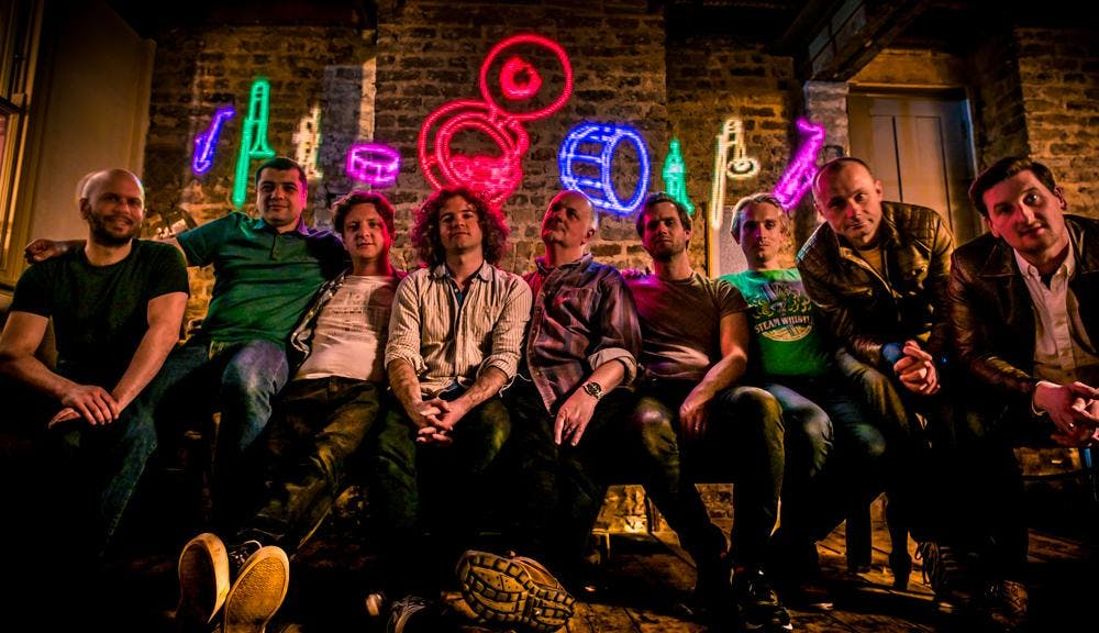 Hackney Colliery Band Speakeasy Picnic