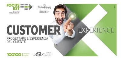 CUSTOMER EXPERIENCE Progettare l'esperienza del cliente