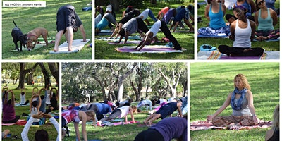 Community Yoga at Legion Park