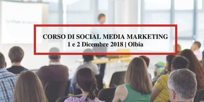 4°Corso di Social Media Marketing ad OLBIA