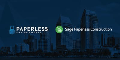 Paperless Environments User Conference: San Diego
