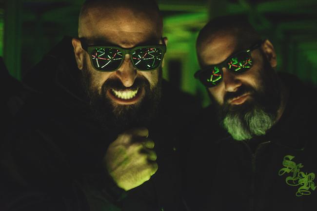 Epic Beard Men (Sage Francis + B. Dolan)