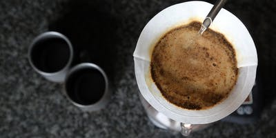 Bay Area- Brewing Coffee at Home