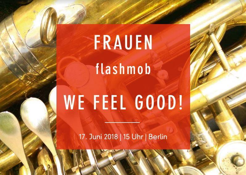 Frauenflashmob Berlin 17 06 18 Evensi