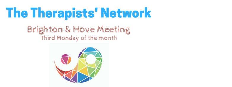 Brighton and Hove:  Therapists Network (Non-M