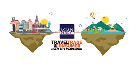 Asian Journal's Travel, Trade, & Consumer Expo in Los Angeles, California tickets