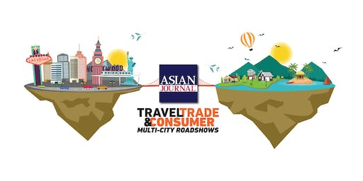 Asian Journal's Travel, Trade, & Consumer Expo in Los Angeles, California
