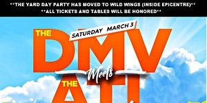 The Yard Day Party @Wild Wings  | ATLs DJ Tayrok |...