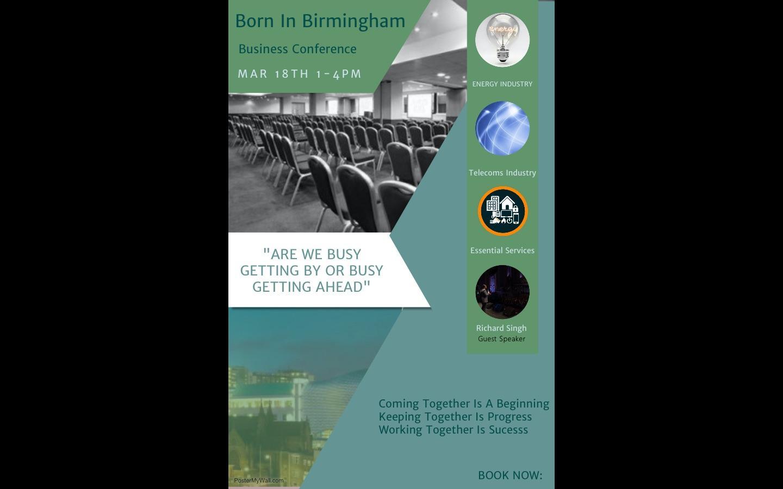 Born In Birmingham