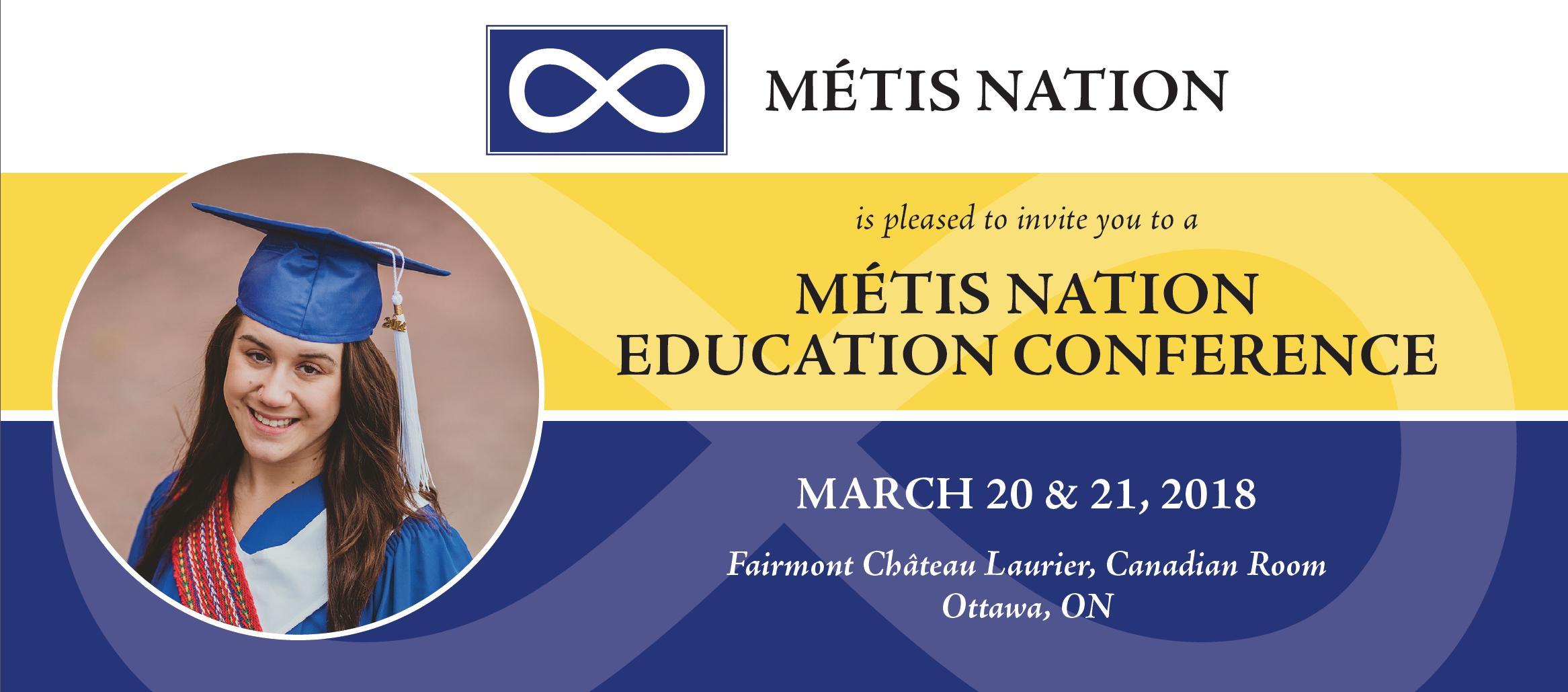 MÉTIS NATION EDUCATION CONFERENCE