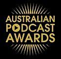 Australian Podcast Awards logo
