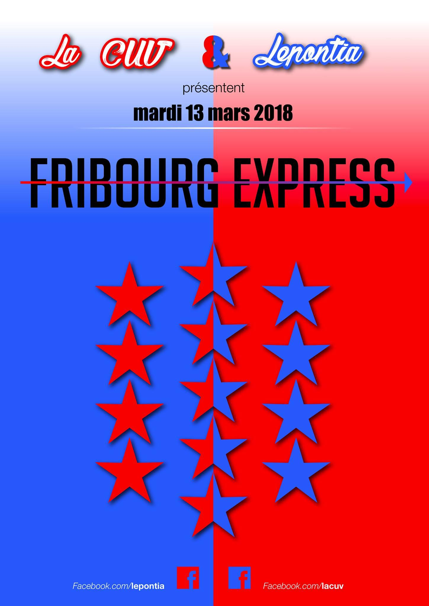 Fribourg Express