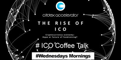 CITDEX ICO COFFEE TALK WEDNESDAYS (CANCELED)****