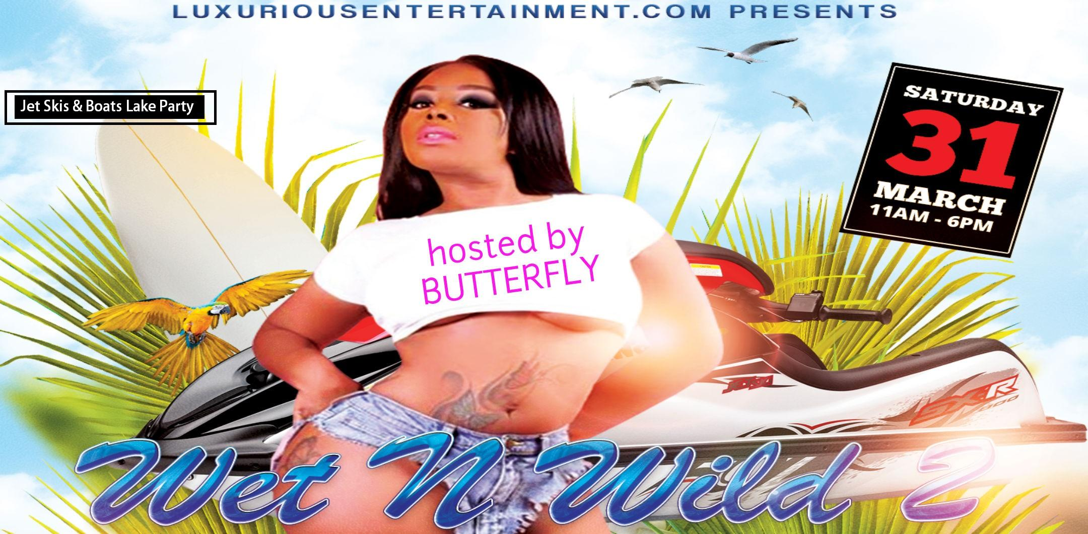 """""""Wet N Wild 2"""" Jet Skis & Boats Lake Party"""