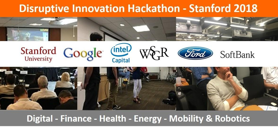 Hackathon Pitch & Prizes Award Reception - St