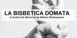 """La Bisbetica Domata"" - Shakespeare Week 2018"