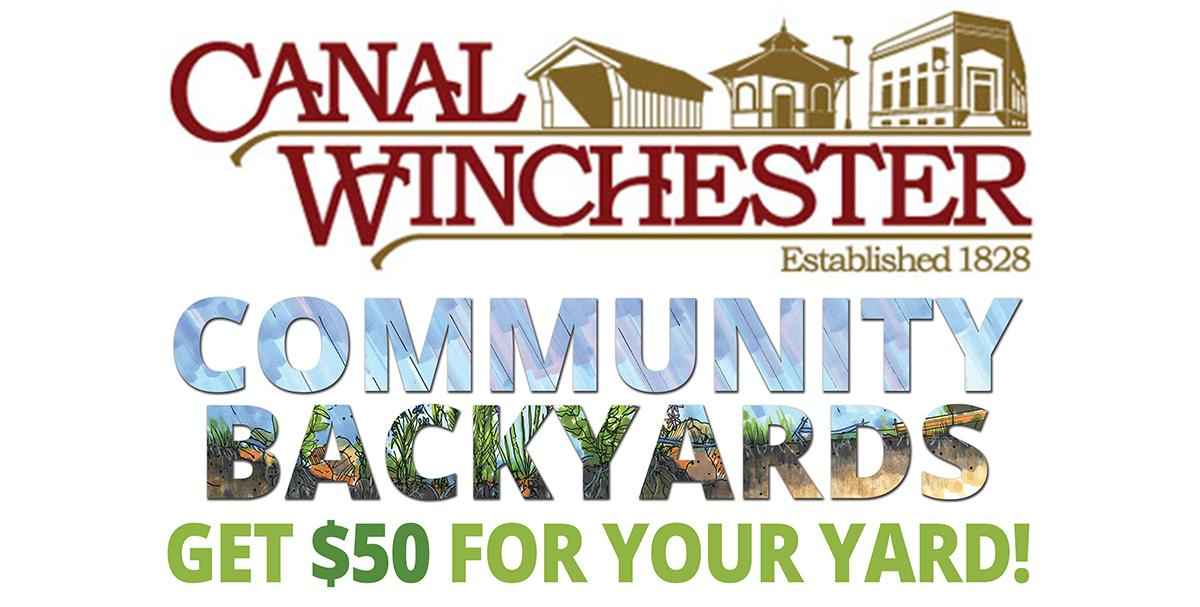 Canal Winchester Community Backyards