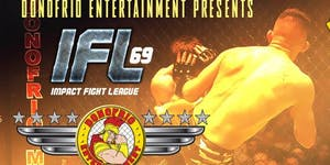 Farmington Hills, MI. Impact Fight League 69 Presented By Motor City Harley.