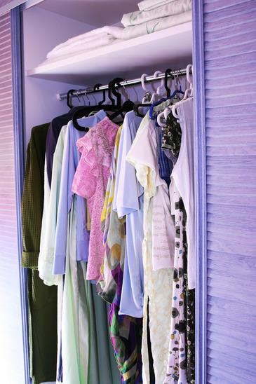 Redo Your Closet The Feng Shui Way