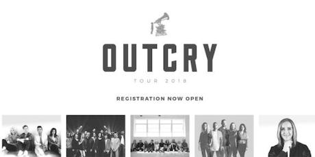 Outcry Tour Vision