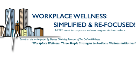 Wellness education in the workplace made easy an event for wellness education in the workplace made easy an event for employers hr managers and workplace wellness committee members ccuart Image collections
