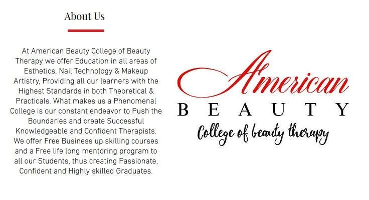 VTCT (ITEC) Beauty Therapy Diploma