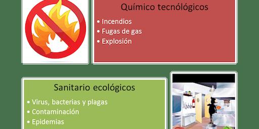 Curso Identificando Riesgos Químicos y Sanitarios en la Escuela