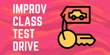 Improv Class Test Drive tickets