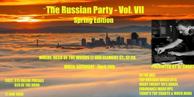 The Russian Party-Vol.#12 (Spring Edition)
