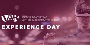 Virtual en Augmented Reality Experience Day April 2018