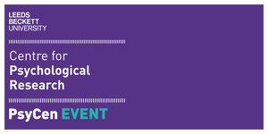 PsyCen Seminar: Motivational and volitional targets in...