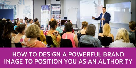 How to design a powerful brand image to position you as an authority other events you may like malvernweather Choice Image
