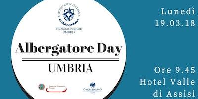 Albergatore Day Umbria